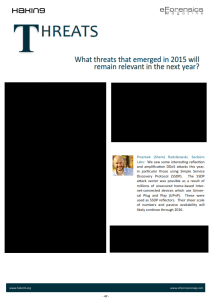 Predictions for Cybersecurity in 2016 - Redacted_012